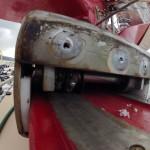 broken bearing